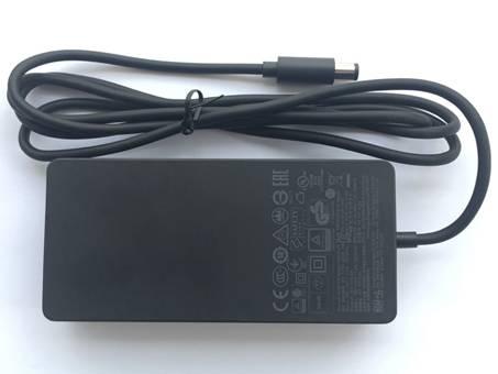 Nuevo 90W 15V 6A Adaptador Cargador para Microsoft Surface pro 4 1749 Docking Station
