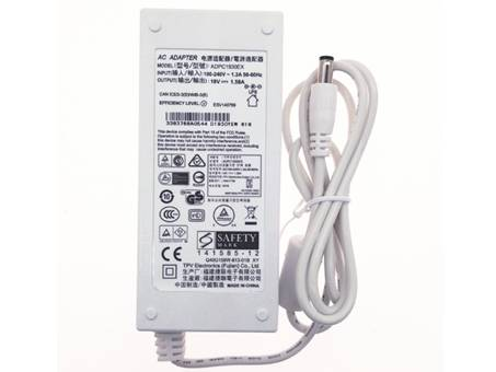 30W 19V 1.58A AC Adaptador Cargador para philips ADPC1925EX Monitor Power Supply
