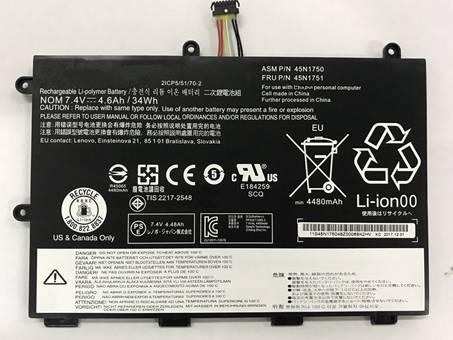 Batería para LENOVO 45N1750