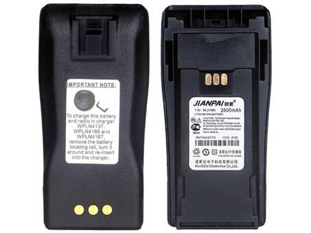 Batería para MOTOROLA NNTN4497CR