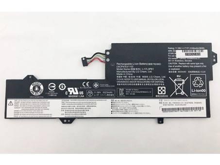 Batería para LENOVO L17L3P61