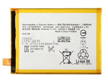 Batería para SONY LIS1605ERPC