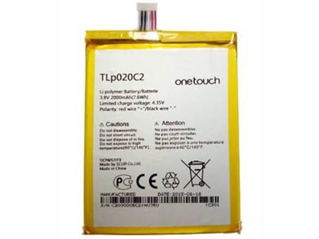 Batería para ALCATEL TLp020C2