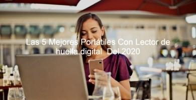 portatil con huella digital, mejor portatil con huella digital, importancia de la portatil con huella digital