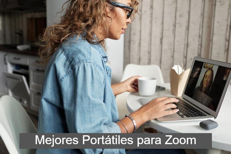 mejores portatiles para teletrabajo, mejores portatiles para video llamadas, mejores portatiles para zoom