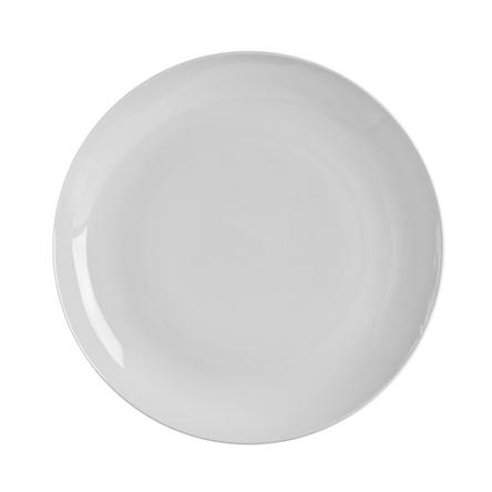 White Round Dinner Plate  sc 1 st  Port City Rentals & White Round Dinner Plate \u2013 Port City Rentals