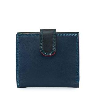 Mywalit Tab And Flap Wallet Portemonnee Black/ Pace