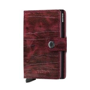 Secrid Mini Wallet Portemonnee Dutch Martin Bordeaux