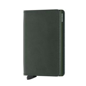 Secrid Slim Wallet Portemonnee Original Green