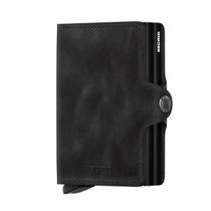 Secrid Twin Wallet Portemonnee Vintage Black