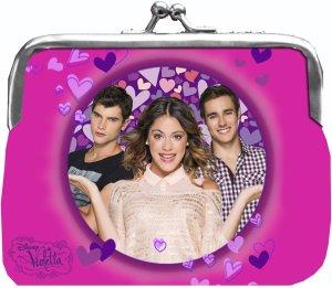 Violetta - Love Friends - Portemonnee - Roze