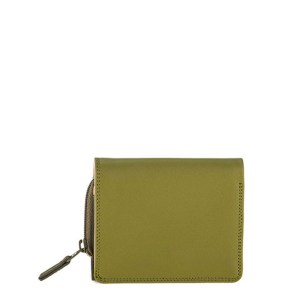 Mywalit Flap Coin Purse Portemonnee Olive