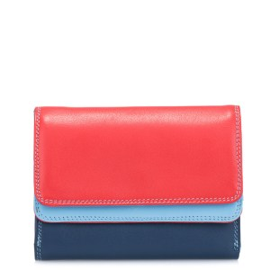 Mywalit Double Flap Purse Portemonnee Royal