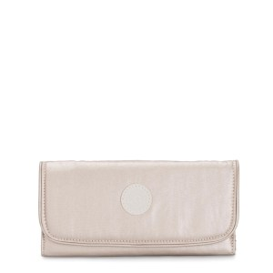 Kipling Money Land Portemonnee Metallic Glow