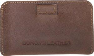 Bomonti™ Slim Cuardian Unisex Creditcardhouder - Brown-Amsterdam