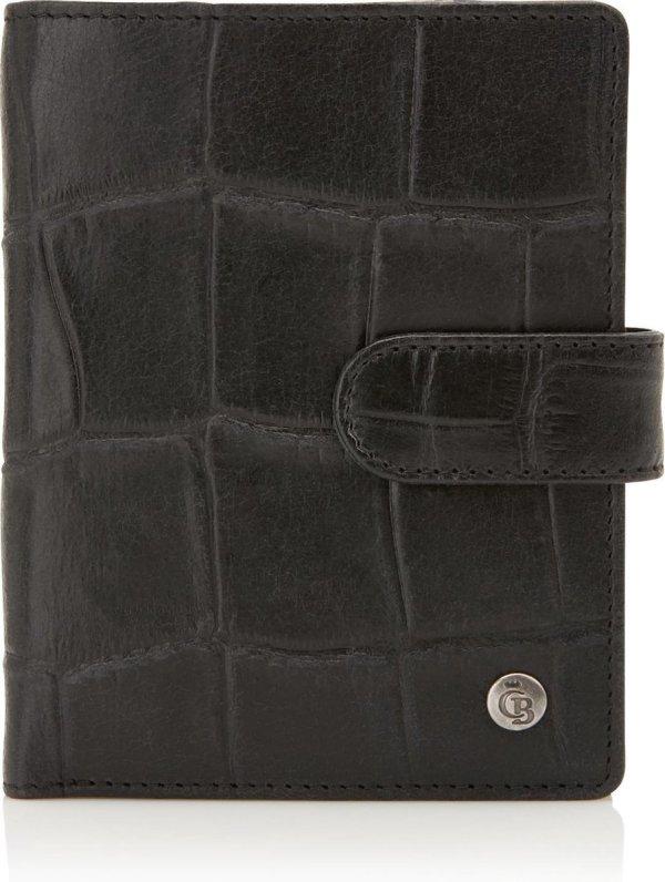 Castelijn & Beerens - Cocco Dames portemonnee rits 6 pasjes RFID | zwart - Zwart