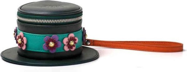 Disney Mary Poppins Dames portemonnee Hat Shaped Multicolours
