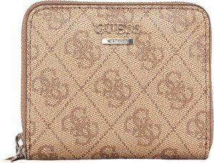Guess Dames portemonnee Cathleen - bruin