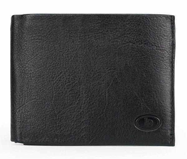 Hoge kwaliteit nappa lederen heren portemonnee van het merk Leather Design