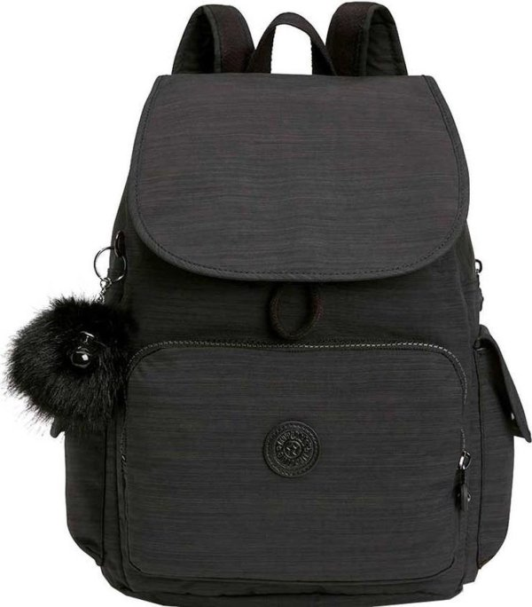 Kipling City Pack Rugzak 16 liter - True Dazz Black