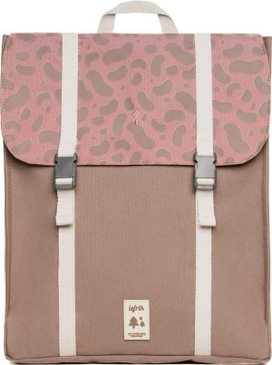 Lefrik Handy Laptop Rugzak - Eco Friendly - Recycled Materiaal - 15 inch - Multi Pink