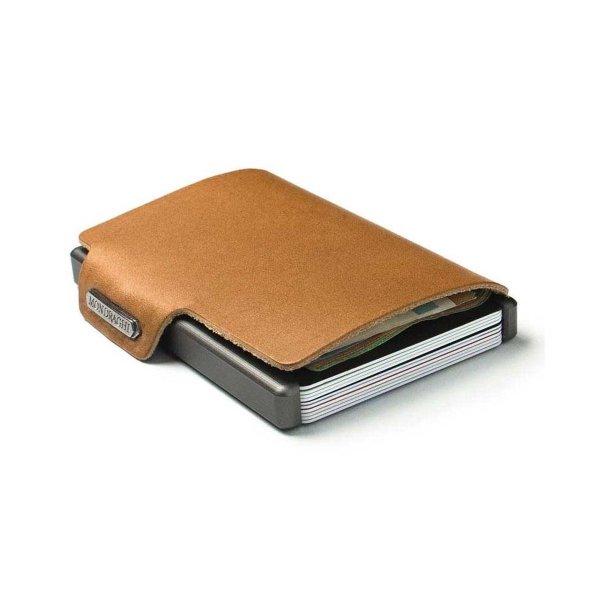Mondraghi RFID Wallet The Original Caramel