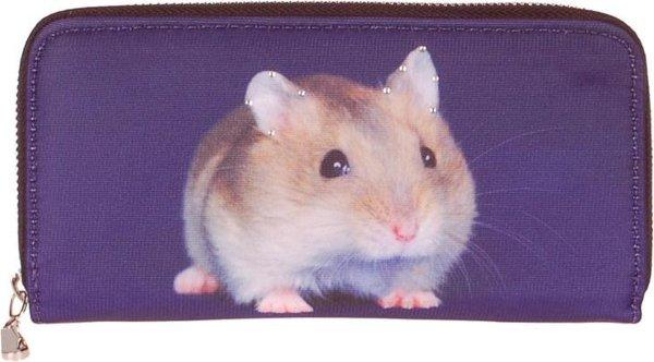 Portemonnee groot hamster-