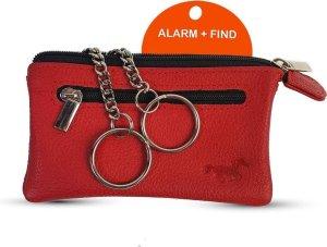 Sleuteltasje met Keyfinder Mobiel -Rood