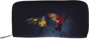 portemonnee groot papegaai-
