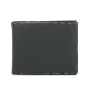 Mywalit Large Men's Wallet BriteLite Portemonnee Smokey Grey