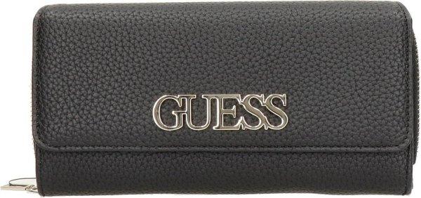 Guess Uptown Chic dames portemonnee - Zwart - Maat Geen