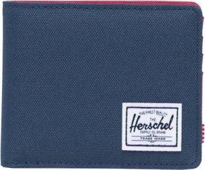 Herschel Heren portemonnee Roy Coin - blauw