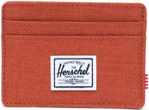 Herschel Supply Co. Charlie Portemonnee - RFID - Picante Crosshatch
