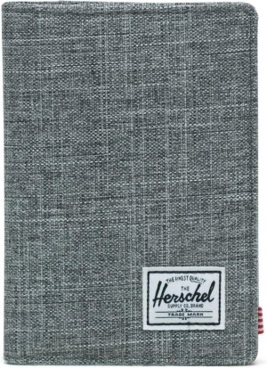 Herschel Supply Co. Raynor Portemonnee - RFID - Raven Crosshatch