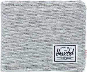 Herschel Supply Co. Roy Portemonnee - RFID - Light Grey Crosshatch