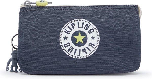 Kipling Creativity L Portemonnee - Grey Slate Bl