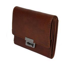 Opa Portemonnee kleingeld bak portemonnee leer klassiek