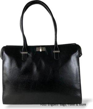 Claudio Ferrici Classico 18037 Shopper Black
