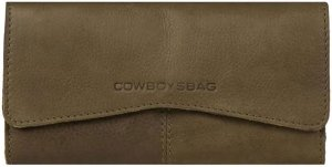 Cowboysbag Purse Bow Portemonnee Hunter Green 2124