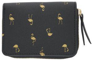 HEMA Portemonnee 9x12 Flamingo