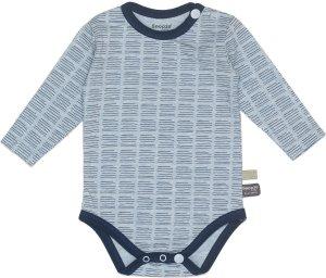 Snoozebaby Jongens Rompertje - blauw - Maat 50