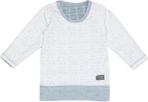 Snoozebaby Jongens T-shirt - blauw - Maat 50