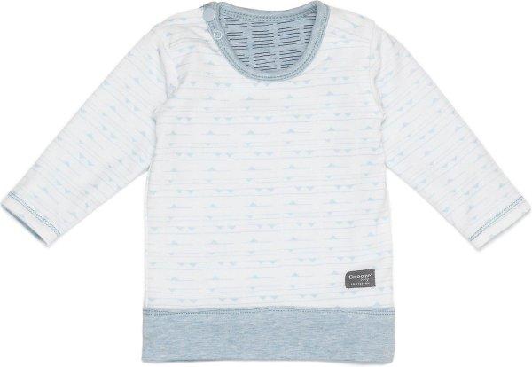 Snoozebaby Jongens T-shirt - blauw - Maat 68