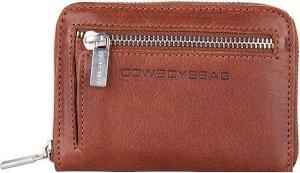Cowboysbag Dames portemonnee Vero Leer - cognac
