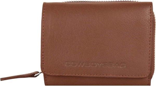 Cowboysbag Portemonnees Purse Field Bruin