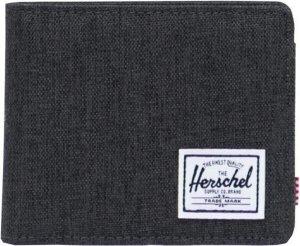 Herschel Heren portemonnee Roy Coin - zwart