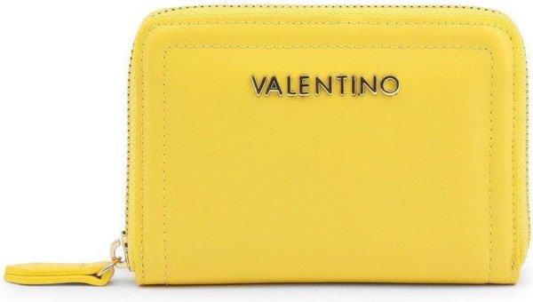 Valentino Bicorno geel portemonnee