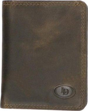 Leather Design Pasjeshouder / Portemonnee RFID Hunter Groen