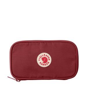 Fjällräven Kanken Travel Wallet OX Red