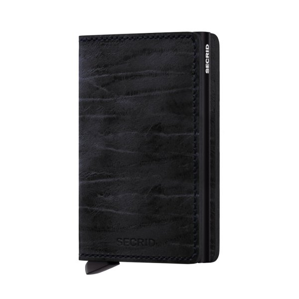 Secrid Slim Wallet Portemonnee Dutch Martin Nightblue